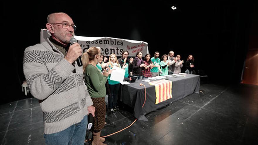 """Tristeza por la muerte de Jaume March, """"un apasionado de la educación"""""""