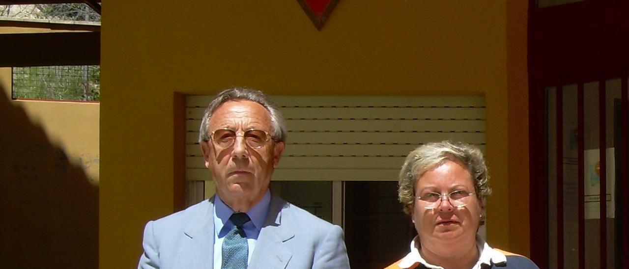 La exalcaldesa y el exprimer teniente de alcalde, detenidos en la operación, en imagen de archivo