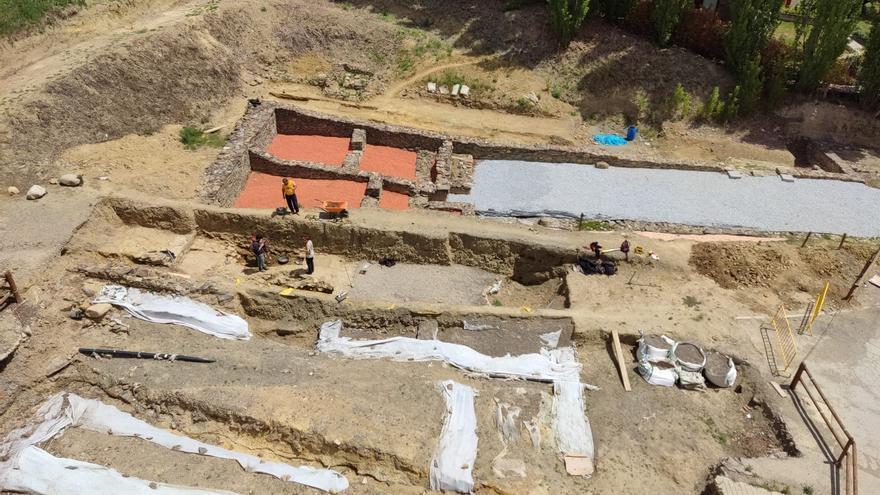 Llívia ampliarà el Museu de la Farmàcia per dedicar-lo també al Fòrum romà