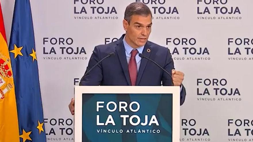 """Pedro Sánchez: """"Si no hay salud, no hay economía"""""""