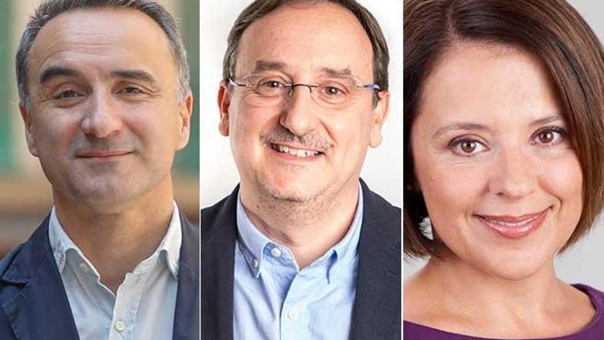 Los tres diputados del PSOE por Baleares se quedan en cero iniciativas en el Congreso