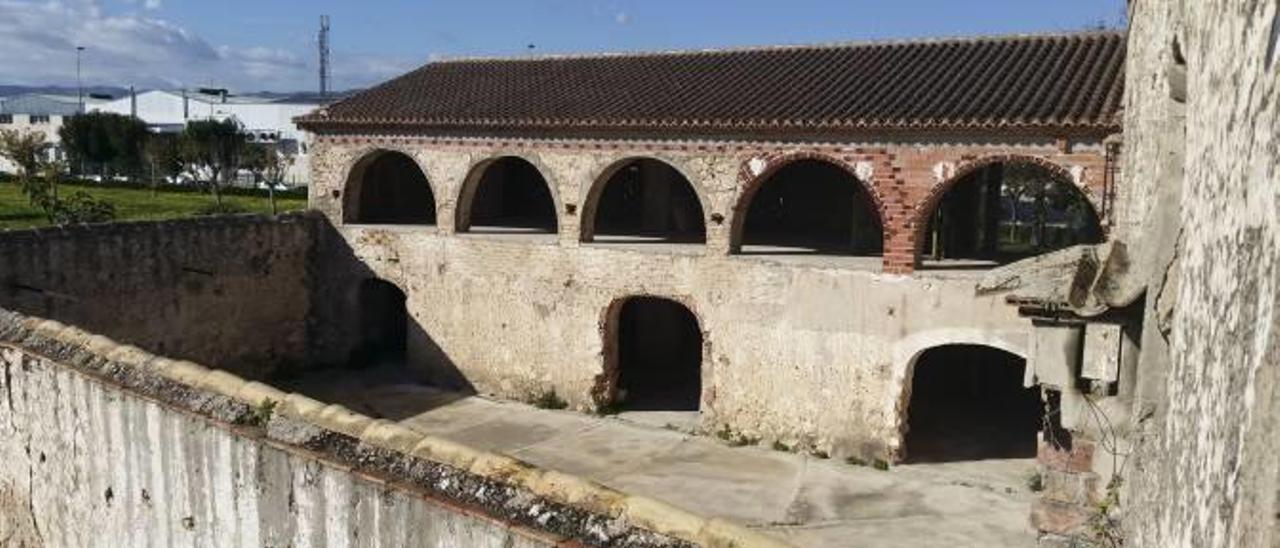 L'Alqueria avanza en el plan de restauración de la ermita