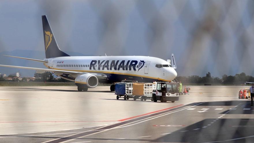 Un aviso de bomba obliga a desviar a Sevilla un vuelo de Ryanair
