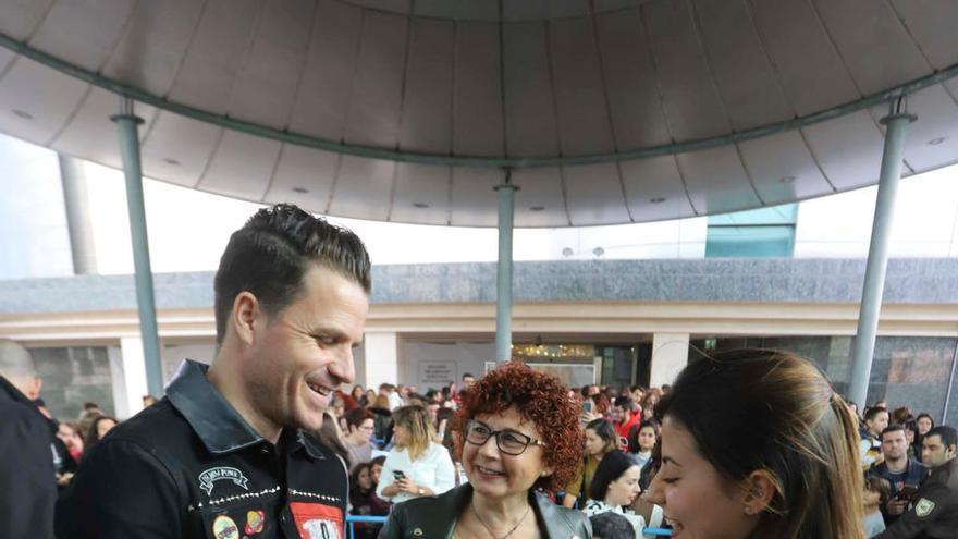 Dani Martín revoluciona València