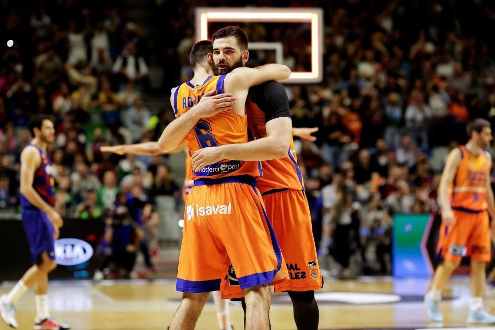 Barcelona Lassa - Valencia Basket