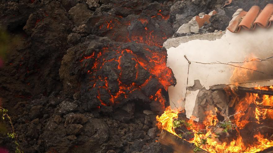 """Erupción volcánica en La Palma: """"Se espera que la lava llegue este martes al océano"""""""