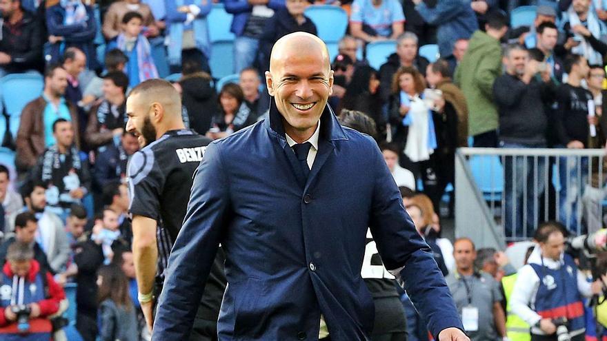 Tercer adiós de Zidane al Real Madrid