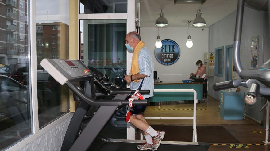 Comienza la desescalada en Castilla y León: Reabren gimnasios, centros comerciales y el interior de la hostelería