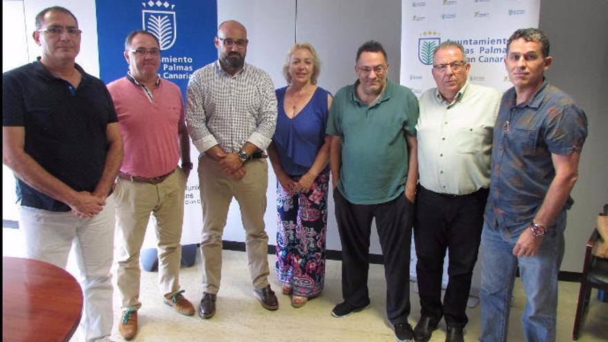 El Ayuntamiento renueva las ayudas a los clubes deportivos de élite con 245.000 euros anuales