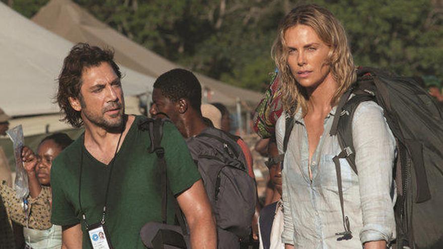 Javier Bardem i Charlize Theron protagonitzen 'Diré tu nombre' de Sean Penn