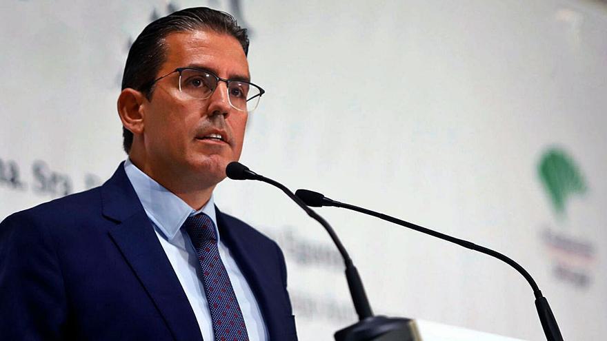 Sergio Corral, confirmado como nuevo presidente del Unicaja