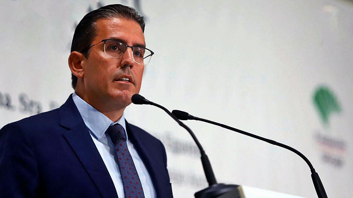 Sergio Corral, nuevo presidente interino del Unicaja.