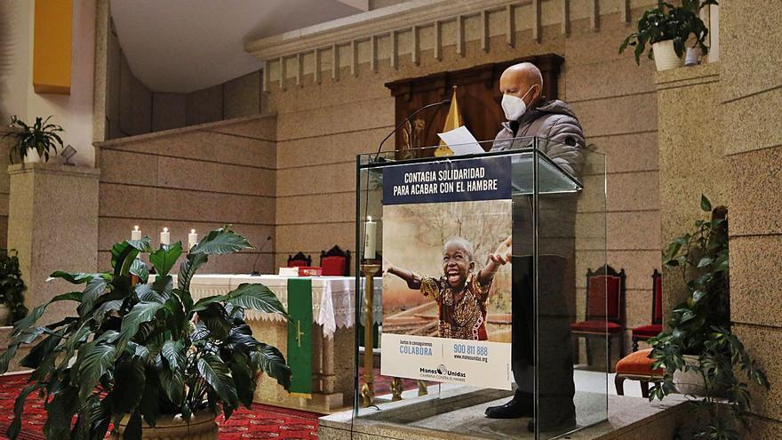 """Diócesis y Manos Unidas """"contagian solidaridad"""" frente al hambre"""