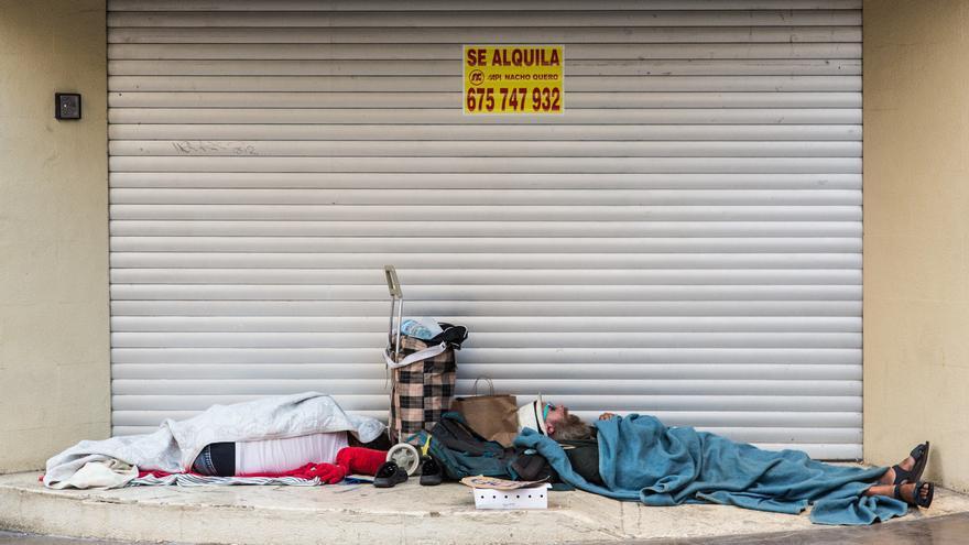 """Barcala se abre a negociar con la izquierda la Ordenanza de Mendicidad y Prostitución de Alicante: """"¿Retocarla? Por supuesto"""""""
