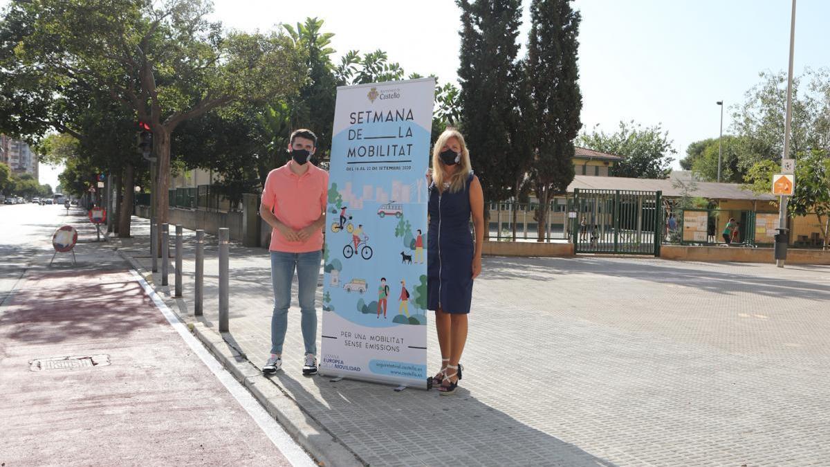 Premian proyectos de movilidad sostenible de Castelló, la Vall d'Uixó y Alcalà