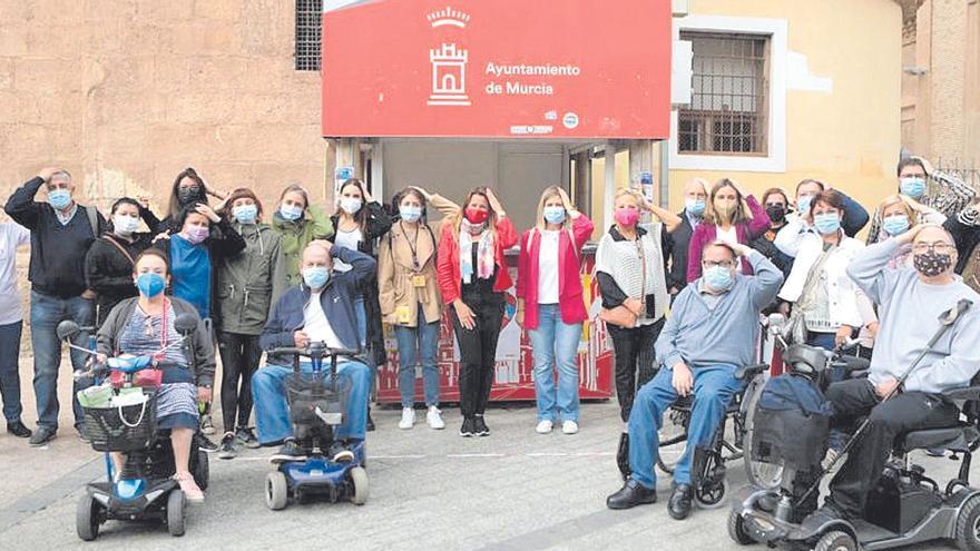 Murcia, comprometida con las personas con daño cerebral