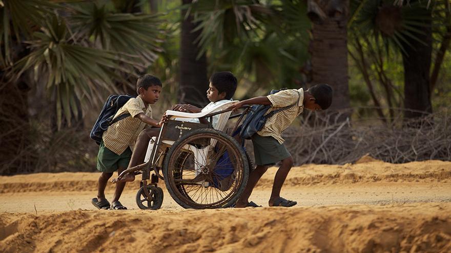 'Camino a la escuela' cierra el Festival Free People 2020