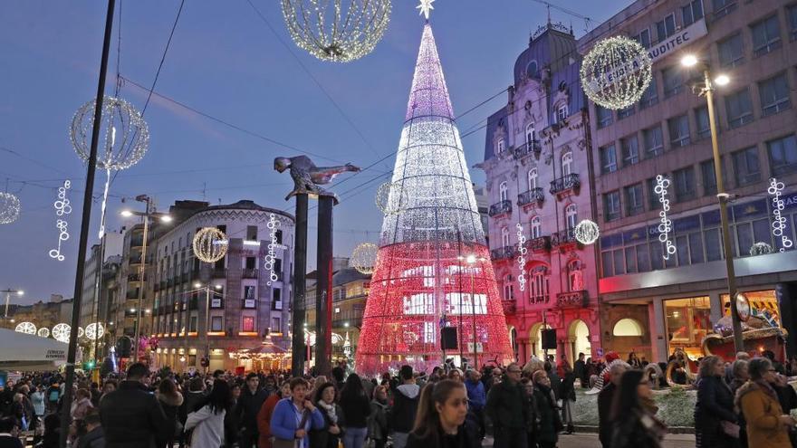 """Vigo ya diseña la próxima Navidad: """"Habrá un sistema para que haya ocio y seguridad"""""""