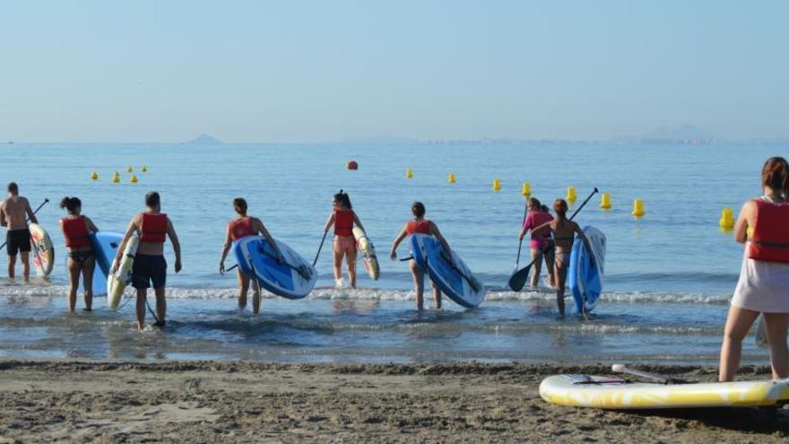 Éxito de las actividades de The Winter Beach en Orihuela Costa