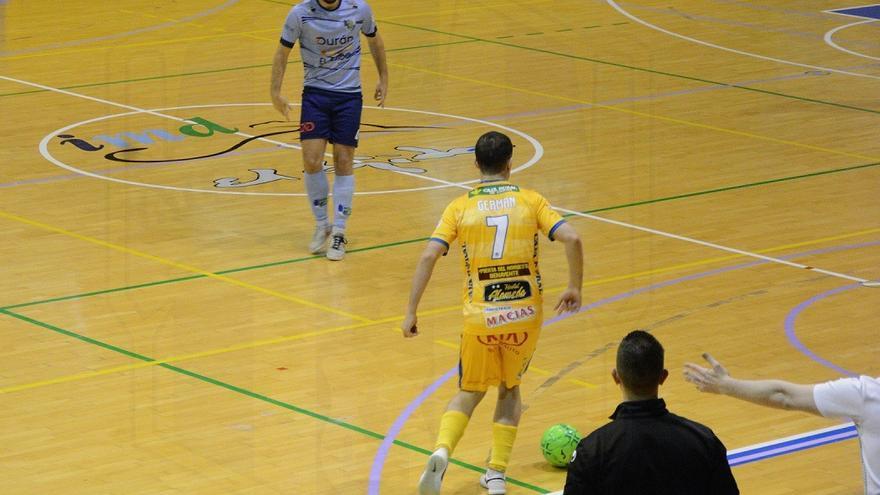 Germán, segunda baja en el Atlético Benavente