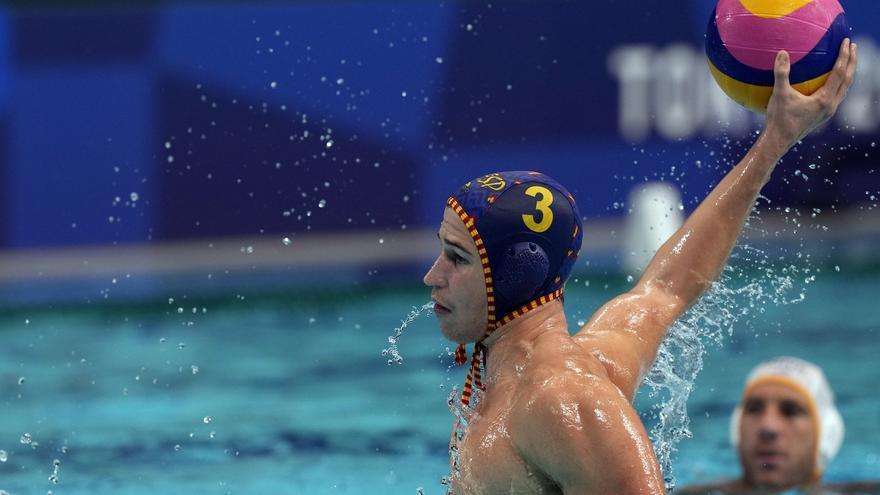 L'Espanya de Blai Mallarach lluitarà contra Hongria pel bronze olímpic