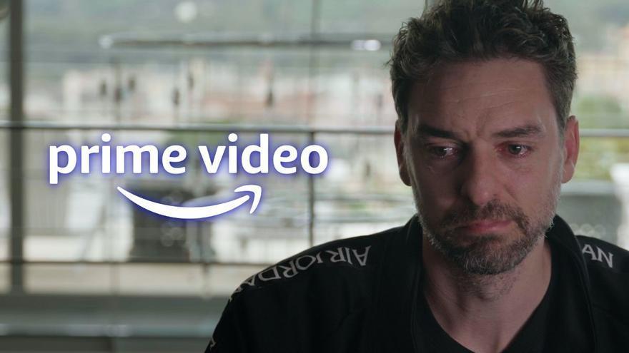 Amazon Prime Video lanza el nuevo trailer de 'Pau Gasol. Lo importante es el viaje'