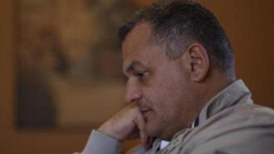 Díaz responde solo a las preguntas de la Fiscalía