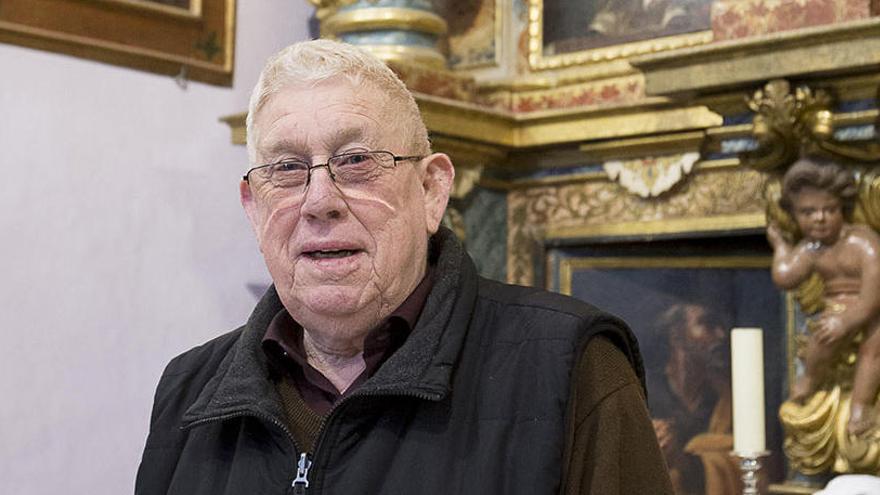 Fallece de un infarto el párroco de Agullent