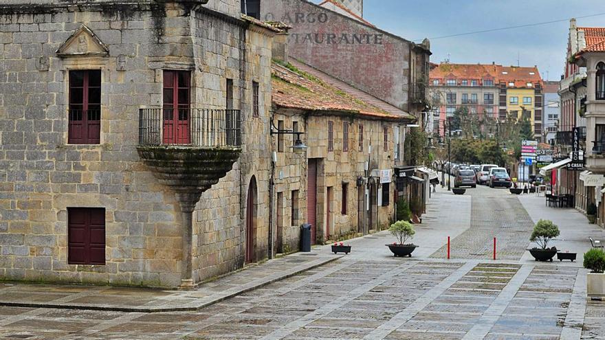 Cambados y Vilanova son los únicos concellos de O Salnés con una incidencia superior a 250