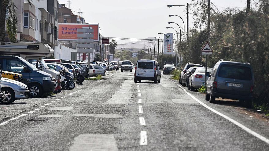 El Ayuntamiento aprueba el proyecto para poner aceras  en Los Tarahales