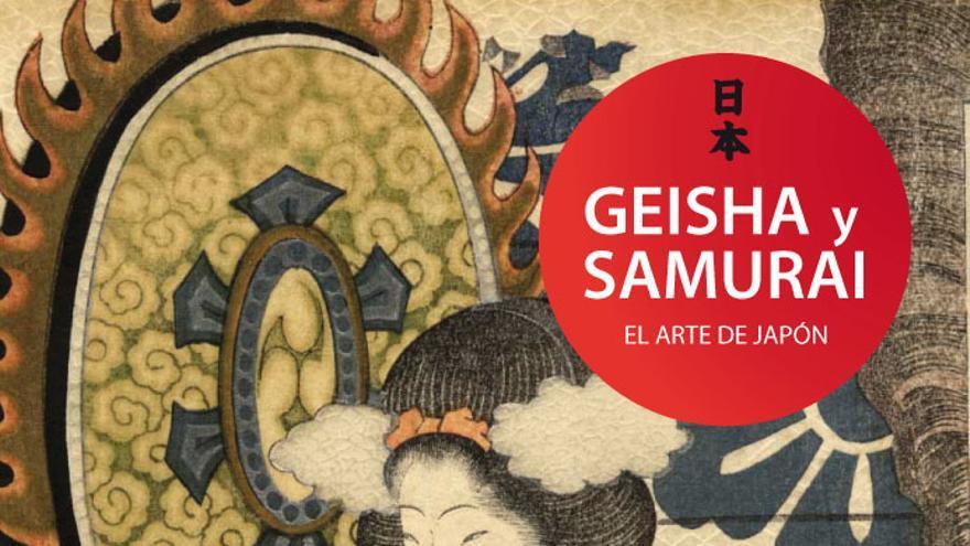 Geisha y Samurái. El arte de Japón