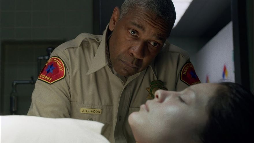 Denzel Washington rompe el hielo del 2021 en cines con 'Pequeños detalles'