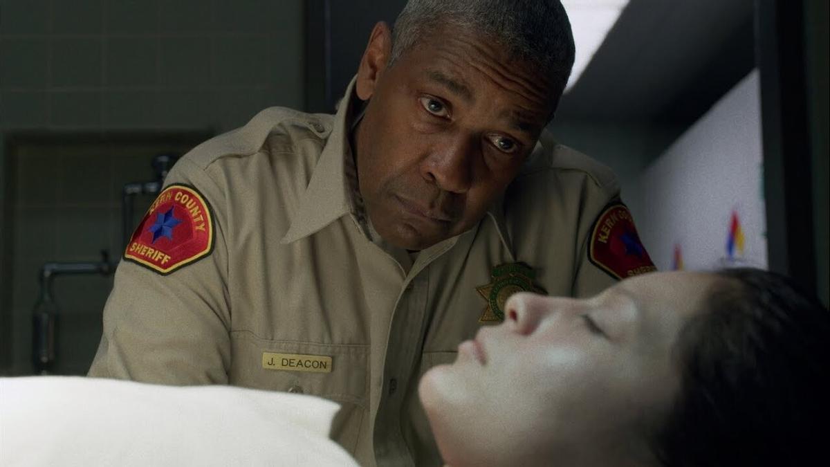 Denzel Washington en 'Pequeños detalles'