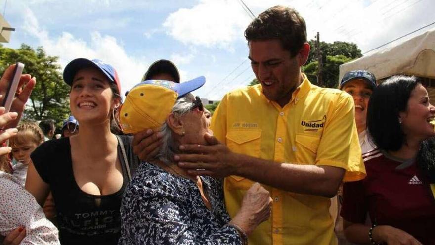 """""""Maduro tendrá que echarnos del Palacio Legislativo con tanquetas"""""""