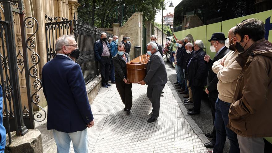 """Adiós en La Asunción a Isidoro Cortina, """"un hombre cariñoso y honrado"""""""