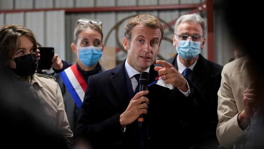 Francia podrá exigir hasta julio el certificado de vacunación