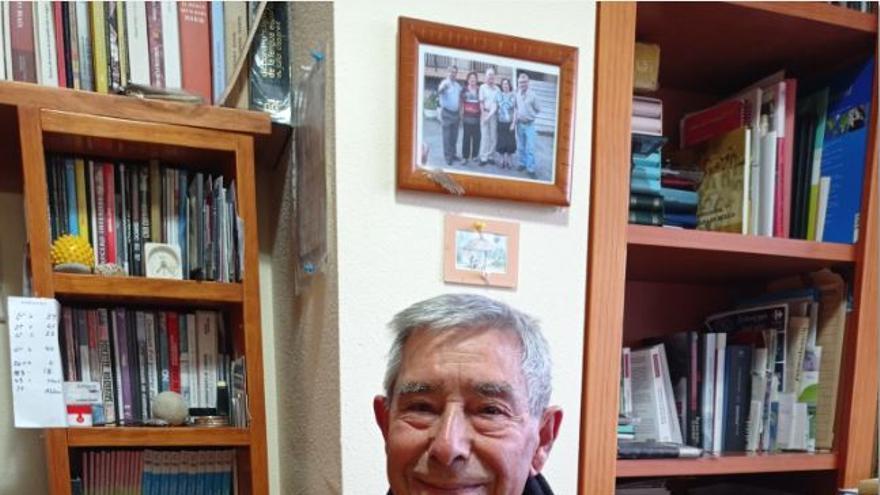 Francisco Martínez 'Quico', el último maqui: «La Transición blanqueó el franquismo»