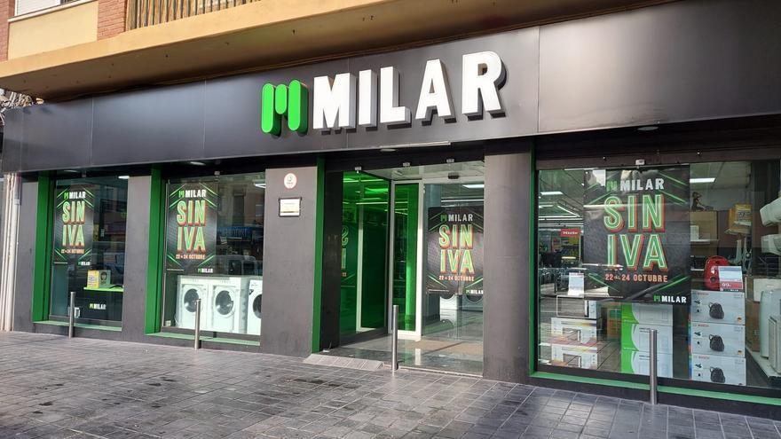 PROMOCIÓN | Llegan los 'Días Sin IVA' de Milar