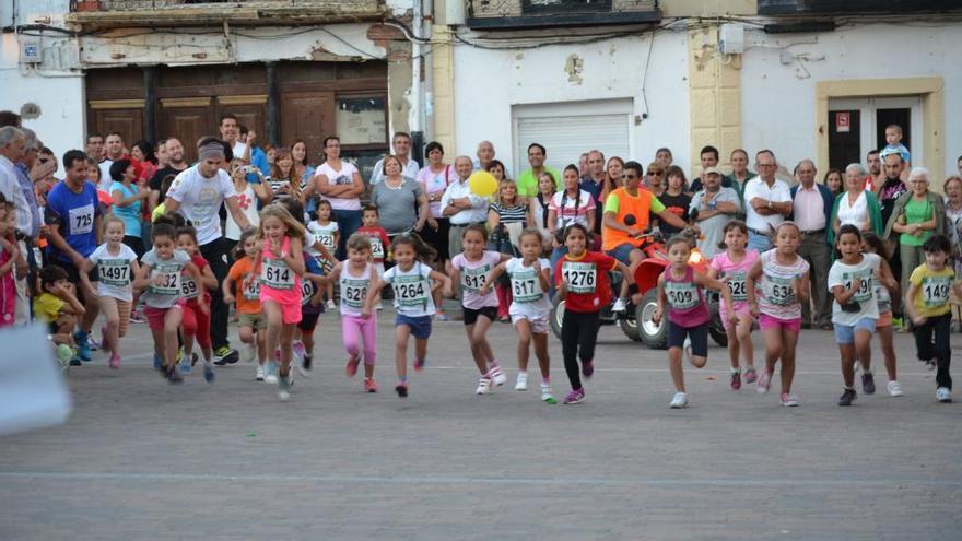La provincia de Zamora acogerá varias carreras populares en abril