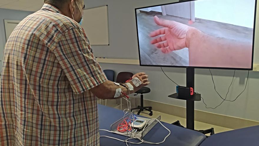 La realitat virtual, una nova eina de rehabilitació per als usuaris del Bernat Jaume