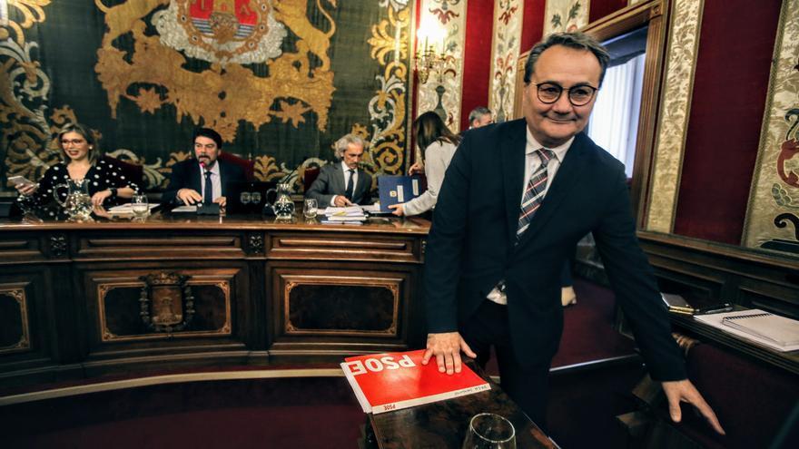 Sanguino también planta al PSPV: rechaza ir en la lista de delegados al congreso de Puig