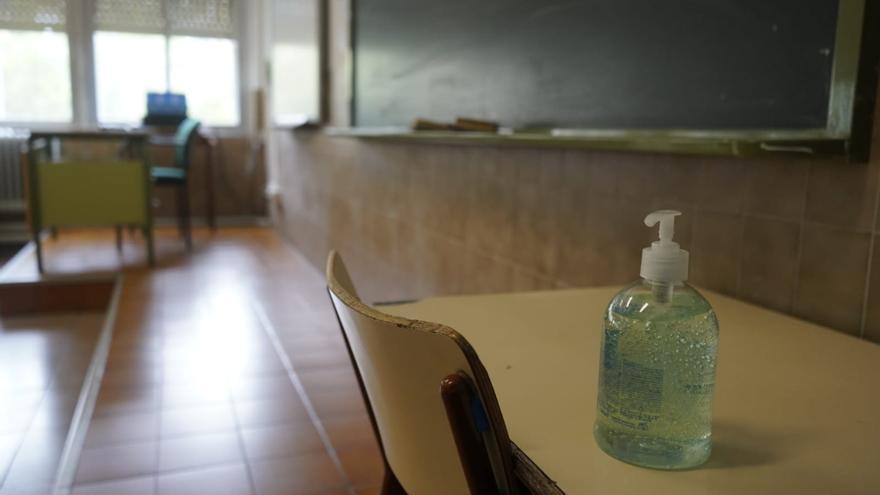 ¿Qué ocurre con la vacunación de los profesores de Zamora? Tendrán que esperar