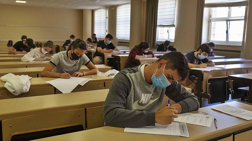 El Campus Viriato de Zamora vaticina una reducción de confinamientos tras los exámenes
