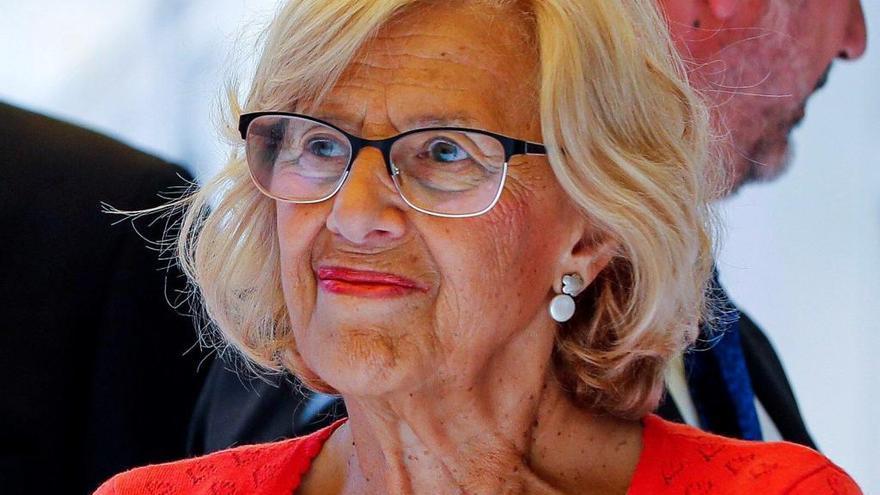 Carmena invita a Cs a impedir un Gobierno con Vox y apela al ejemplo de Valls