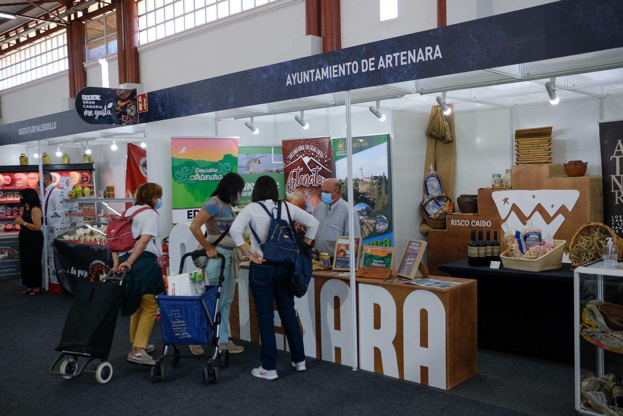 Segunda jornada de la Feria Gran Canaria Me gusta (8/05/2021)