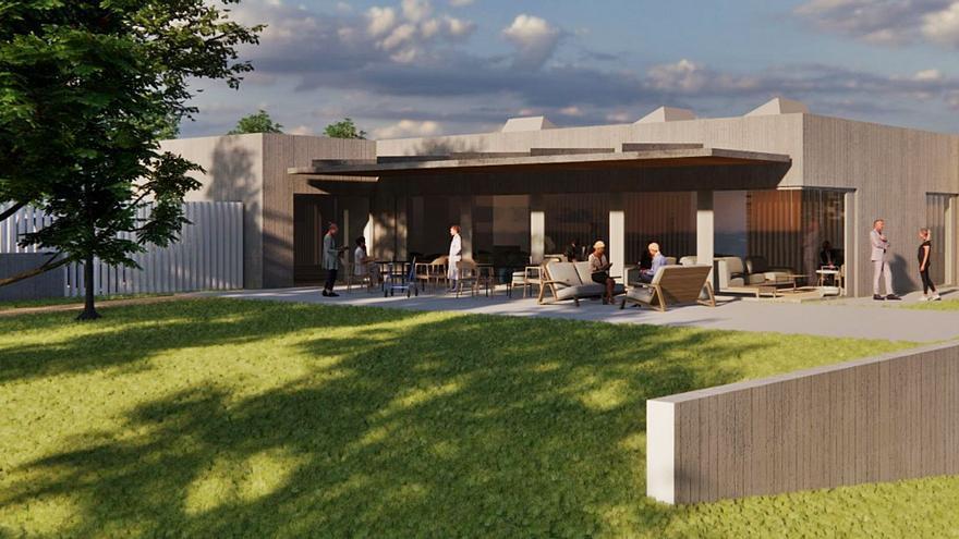Los comuneros de Torroso invierten en la construcción de un centro de mayores