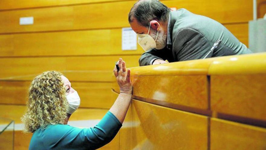 Fernández Marugán insta a Interior a franquear ya la salida de los migrantes