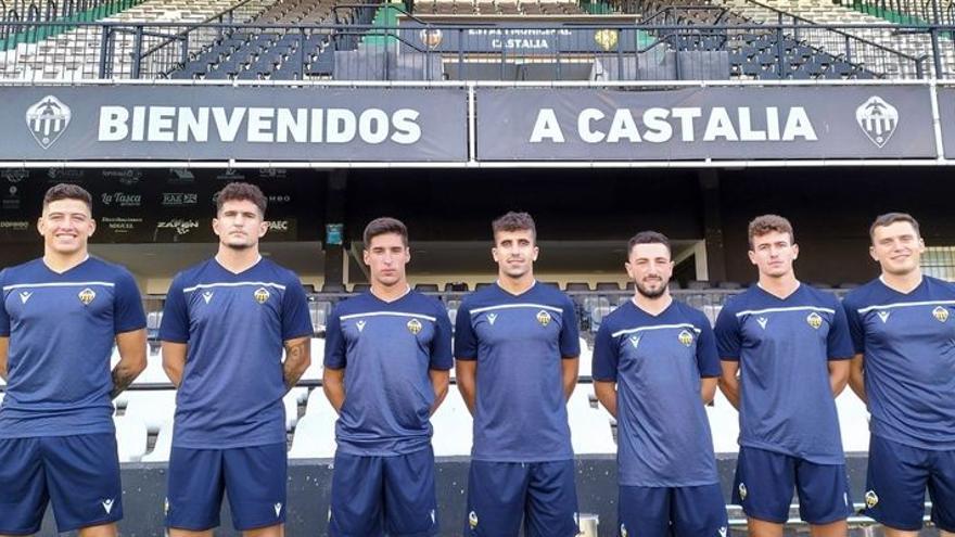 Estos son los futbolistas del Castellón B que jugarán en Tercera RFEF