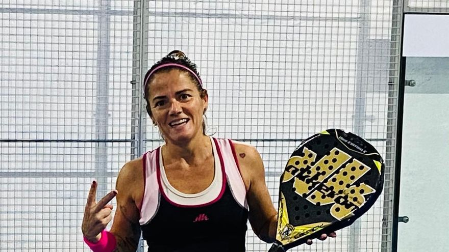 Victoria Checa, tercera en el ranking andaluz en la categoría +40