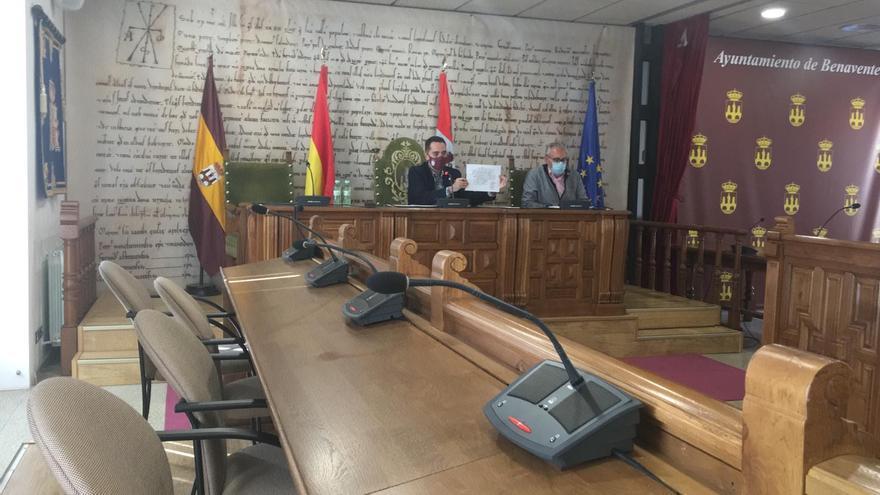 Benavente solicita una reunión al consejero de Cultura para pedirle que rectifique el protocolo de la Vía de la Plata